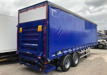 SDC 2013 4.2m Urban TL Curtainsiders