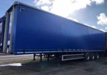 SDC 2014 4.2m - 4.6m Curtainsiders