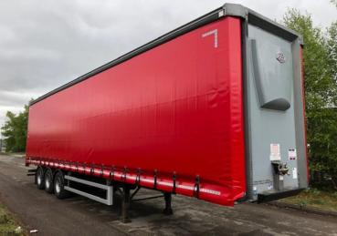 Cartwright 2016 4.8 ENXL Pillarless Curtainsiders