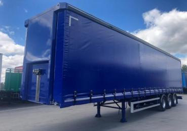 SDC 2015 4.4m Curtainsiders