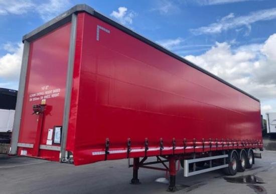 Lawrence David 2016 ENXL Curtainsider