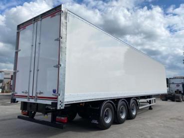 SDC BRAND NEW 2021 4.2m Box Vans