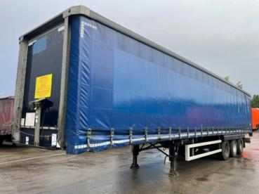 Montracon 2011 4.0m Curtainsiders