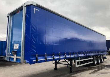 SDC 2020 NOW IN STOCK Freespan Curtainsiders