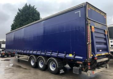 SDC 2013 4.2m Taillift Curtainsiders
