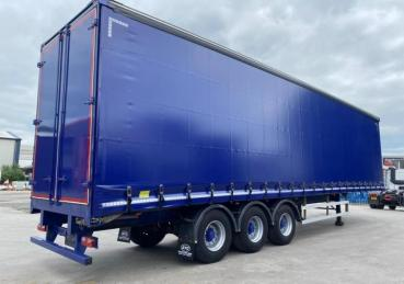 Cartwright 2011 4.7m Pillarless Curtainsiders