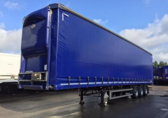 Cartwright 2012 4.7 ENXL Pillarless Curtainsiders