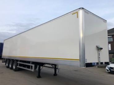 Montracon BRAND NEW 2021 4.0m Box Vans