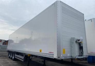 Schmitz BRAND NEW 2021 4.2m Ferroplast Box Vans